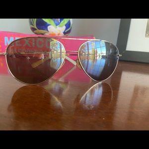 Aviator Sunglasses- Club Monaco